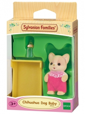 """Chihuahua šuniukų vaiko rinkinys """"Sylvanian Families"""""""