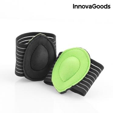 """Kojų pėdos pagalvėlės """"InnovaGoods"""", 2 vnt"""