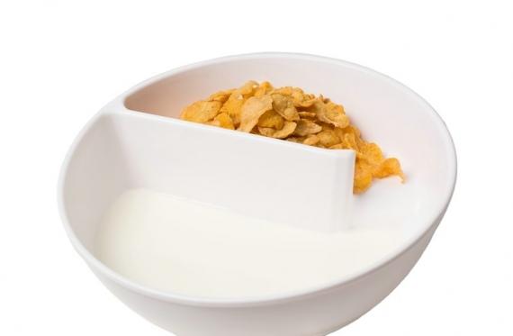 Sausų pusryčių - užkandžių indas, 510 ml