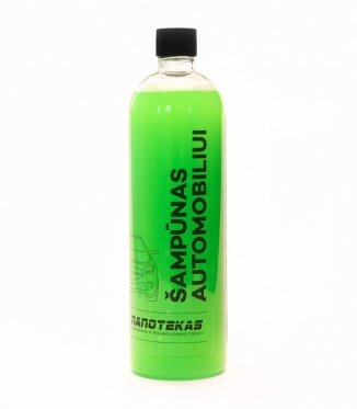 Koncentruotas šampūnas automobiliui,  500 ml