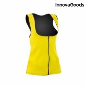 """Sportinė moteriška liemenė su saunos efektu """"InnovaGoods"""""""