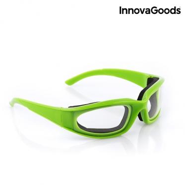 """""""InnovaGoods"""" apsauginiai akiniai svogūnų pjaustymui"""
