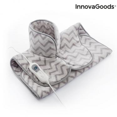"""Elektrinis diržas kaklui, pečiams ir nugarai """"InnovaGoods"""", 100 W"""