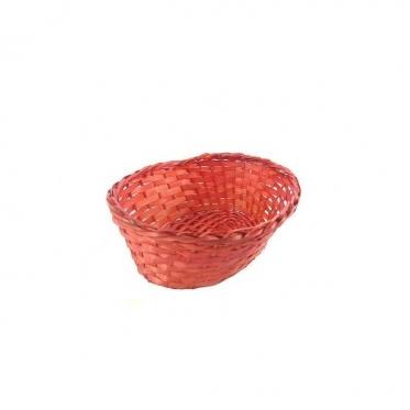 Bambukinis krepšelis, 23 x 18 x 7 cm