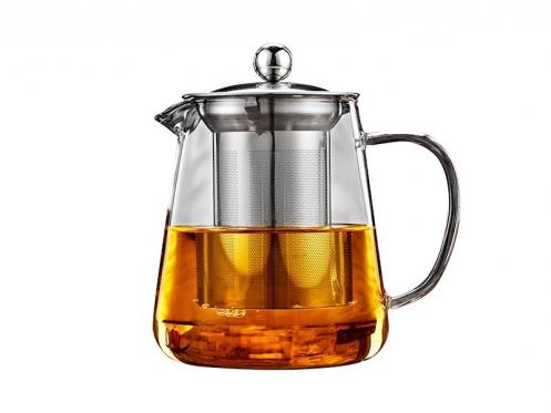 Stiklinis arbatinukas, 1 l