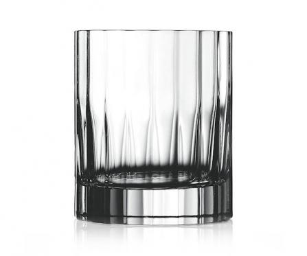 """Žemų stiklinių rinkinys """"Bormioli"""", 4 vnt"""
