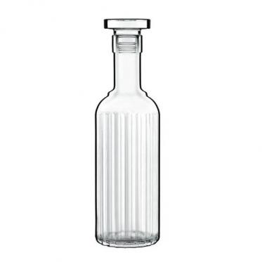 """Stiklinis grafinas """"Bormioli"""" su dangčiu, 700 ml"""