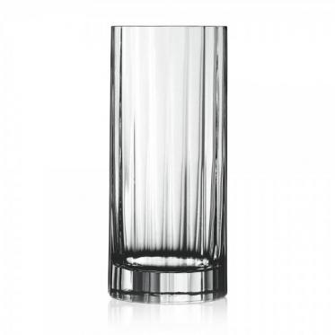 """Aukštų stiklinių rinkinys """"Bormioli"""", 4 vnt"""