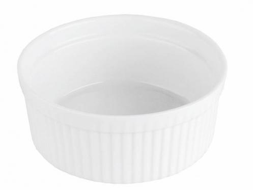 Porcelianinis sufle kepimo indelis, 11,5 x 5 cm