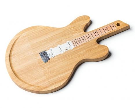 Gitaros formos pjaustymo lentelė, 34,5 x 21,5 x 1,5 cm