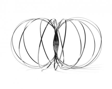 Magiški metaliniai žiedai, Ø 12,5 cm