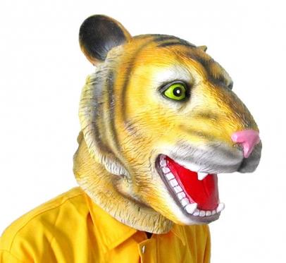 "Kaukė ""Tigras"""