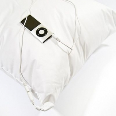 Muzikinė pagalvė, 74 x 48 cm