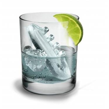 "Ledo šaldymo forma ""Titanikas ir ledkalnis"""