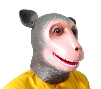 """Kaukė """"Beždžionė"""""""