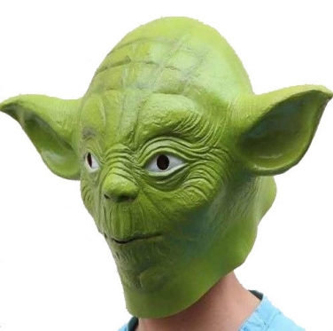 "Kaukė ""Yoda"""