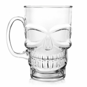 """Bokalas alui """"Kaukolė"""", 550 ml"""