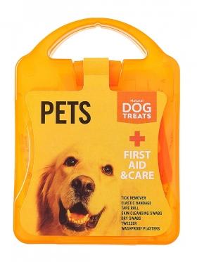 """Pirmos pagalbos vaistinėlė augintiniams """"Natural Dog Treats"""""""