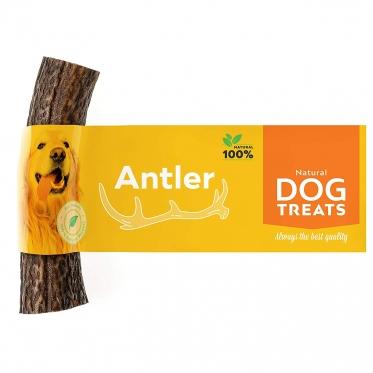 """""""Elnio ragas"""" natūralus šuns kramtukas """"Natural Dog Treats"""" (M dydis 130 - 180 g)"""