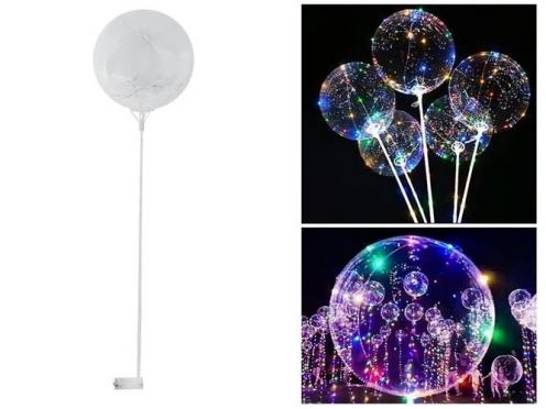 LED balionas
