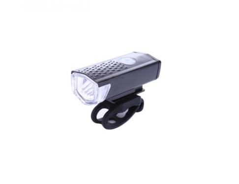 """USB LED žibintas dviračiui """"Robesbon"""""""