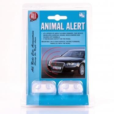 "Gyvūnų baidymo priemonė automobiliui ""All Ride"", 2 vnt"