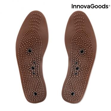 """Magnetiniai akupresūriniai batų įdėklai """"InnovaGoods"""""""