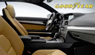 Drėgnos ir mikropluošto servetėlės automobiliams Goodyear