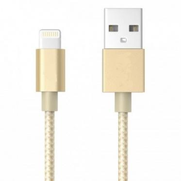 Lankstus USB laidas skirtas iPhone 5, 5S, SE, 6, 7, iPad