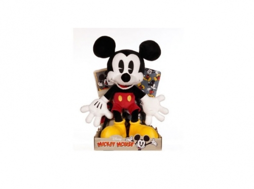 """""""Disney"""" pliušinis žaislas """"Peliukas Mikis"""", 25 cm"""