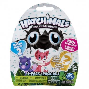 """Spin Master"" 2 sezono žaisliukas kiaušinyje ""Hatchimals"", 1 vnt"