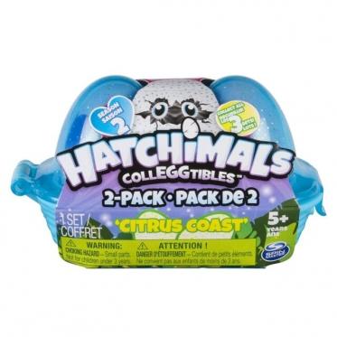 """Spin Master"" 2 sezono žaisliukas kiaušinyje ""Hatchimals"", 2 vnt"