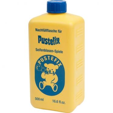 "Papildymas muilo burbulams ""Pustefix"", 500 ml"