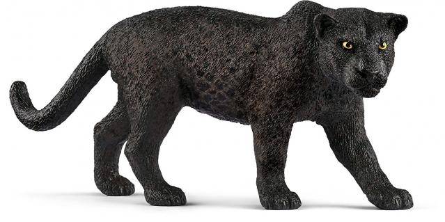 """""""Schleich"""" figūrėlė """"Juodoji pantera"""", 11,7 x 3,3 x 5 cm"""