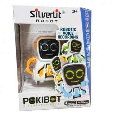 """""""Silverlit"""" interaktyvus robotas """"Pokibot"""""""