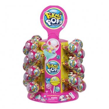 """""""Pikmi Pops"""" žaisliukas ledinuke su stovu (1 sezonas)"""