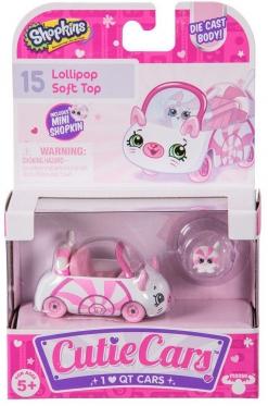 """""""Shopkins"""" mašinėlė """"Cutie Cars"""""""