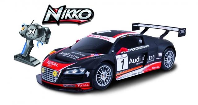 """Nuotolinio valdymo mašinėlė """"Audi R8 LMS Francor Champs"""""""