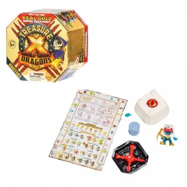 """""""Moose Toys"""" kasinėjimo rinkinys """"Treasure X Dragons"""", 10 x 10 x 7 cm"""