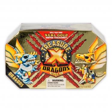 """""""Moose Toys"""" kasinėjimo rinkinys """"Treasure X Dragons"""", 17 x 9 x 10 cm"""