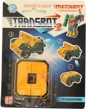 """Morph"" kišeninis transformeris ""Transbot 2"""