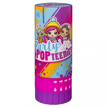 """Party Pop Teenies"" figūrėlė konfeti"