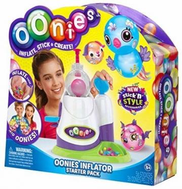 """""""Oonies"""" balionų dekoravimo rinkinys su pompa"""