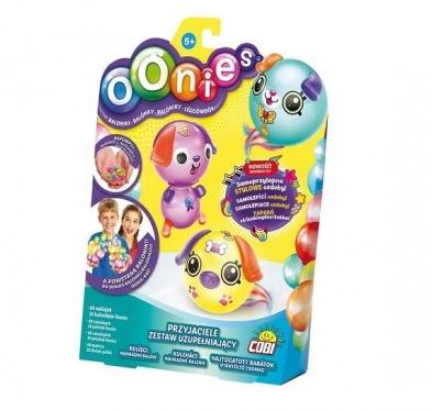 """""""Oonies"""" balionų ir dekoracijų papildymas"""