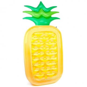 """Pripučiamas vandens čiužinys """"Ananasas"""", 190 x 135 x 87 x 17 cm"""