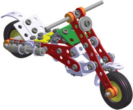 """Merkur"" konstruktorius ""Motociklas"""