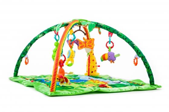 """Žaidimų kilimėlis """"Tropinis miškas"""""""