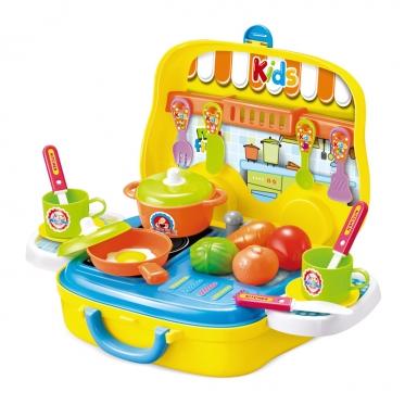 """Žaislų rinkinys """"Virtuvė autobuse"""""""