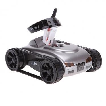 """""""I-SPY"""" nuotolinio valdymo mašinėlė su Wi-Fi kamera"""