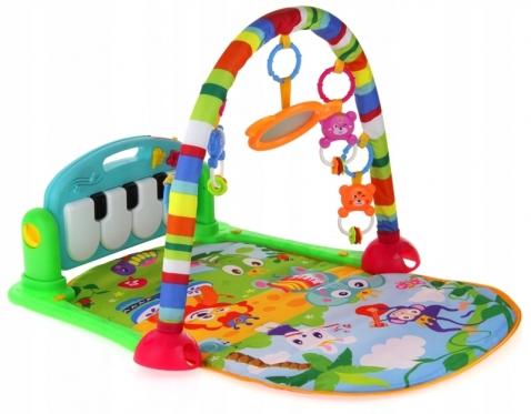 """Žaidimų kilimėlis """"Pianinas"""" (mėlyna)"""